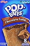Pop-Tarts, Frosted Chocolate Fudge, 8-Count Tarts (Pack of 12)