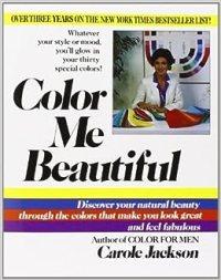 Color Me Beautiful: Carole Jackson: 9780345345882: Amazon ...