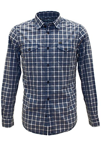 TOM TAILOR Denim Hemd mit Button-Down Kragen