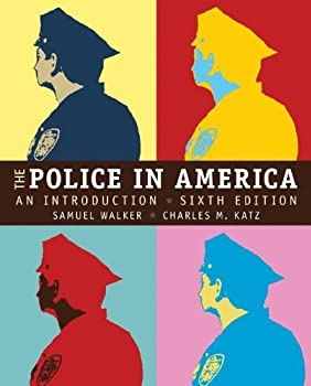 "Cover of ""The Police in America: An Intro..."