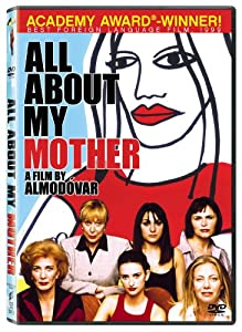 """Cover of """"All About My Mother"""""""