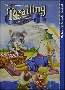 Reading Practice Book Grade 1 1 Scott Foresman