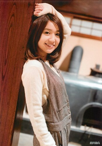 AKB48 公式生写真 So long ! 店舗特典 楽天 【大島優子】
