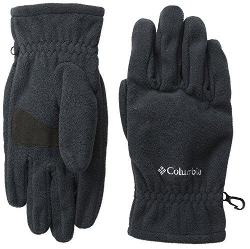 Columbia Men39s M Fast Trek Glove Black Medium Apparel