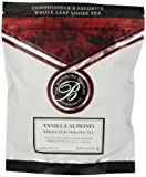 Boston Tea Finest Grade Loose Vanilla Almond Oolong Tea, 8oz,  Resealable Pouch