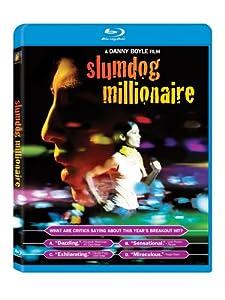 "Cover of ""Slumdog Millionaire [Blu-ray]"""