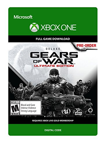 Gears of War: Ultimate Edition Deluxe Version - Xbox One [Digital Code]