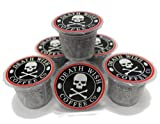 Death Wish Coffee Single Serve Capsules for Keurig K-Cup Brewers, 10 Count