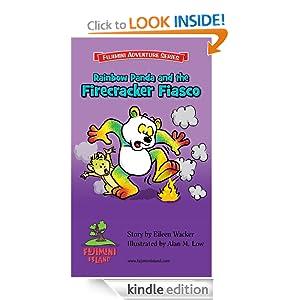 Rainbow Panda and the Firecracker Fiasco (Fujimini Adventure Series)