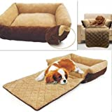 Besthomeorganizer Washable Soft Warm Pet Dog Cat Bed Cushion Puppy Sofa Couch Mat Kennel Pad Pet Dog Cat House