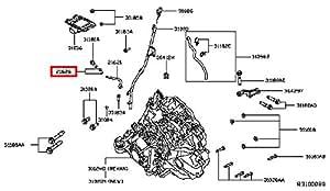 Amazon.com: Infiniti Genuine Auto Transmission Transaxle