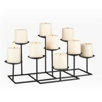 Amazon.com - 9-Candle Metal Candelabra - Candle Holders ...