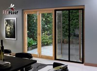 Magnetic Screen Door for Patio Doors Premium Quality Mesh ...