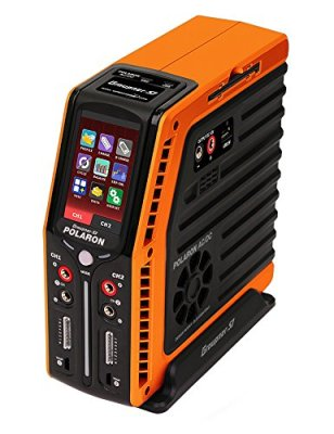 Graupner-Polaron-ACDC-Charger-Orange