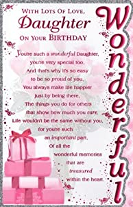 Daughter Birthday Quotes For Facebook QuotesGram