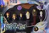 Pez Harry Potter Limited Edition Collectible Gift Set !