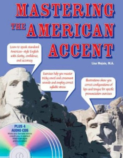 [Cours d'anglais] Mastering the American accent (ebook + audio)