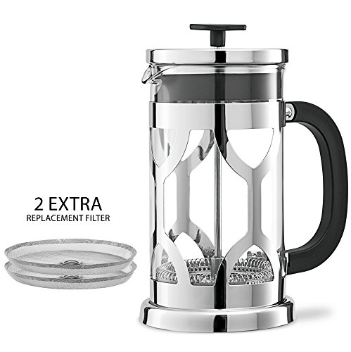 Chef's Star French Press Empty