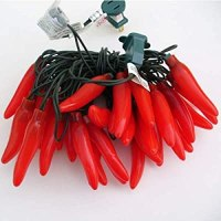 Chili Pepper String Lights - Rv Camper Supplies and Parts