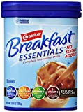Carnation Breakfast ESSENTIALS No Sugar Added Chocolate Powder, 7.05-Ounce