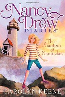 The Phantom of Nantucket (Nancy Drew Diaries) by Carolyn Keene| wearewordnerds.com