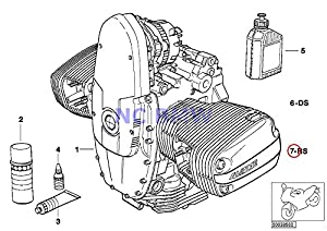 BMW Genuine OIL Filter Change Repair kit R1100GS R1100R