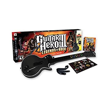 The Guitar hero 3 Bundle I Bought