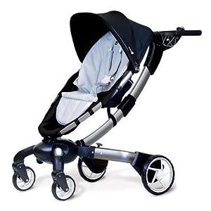 4moms Origami Stroller in Silver