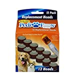 PediPaws Replacement Filing Heads 12 Replacement Heads- As Seen on TV.