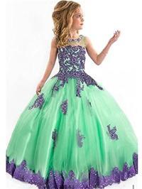 Amazon.com: Menglu Little Girls' Scoop Zipper Green ...