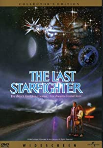 "Cover of ""The Last Starfighter  (Widescre..."