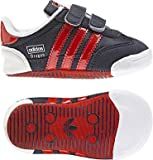 Adidas ADINDOOR DRAGON CRIB infants - originals (sport) newnav/poppy, Größe Adidas UK:19