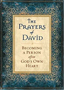 """Cover of """"Prayers of David, The: Becoming..."""