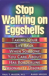 """Cover of """"Stop Walking on Eggshells: Taki..."""