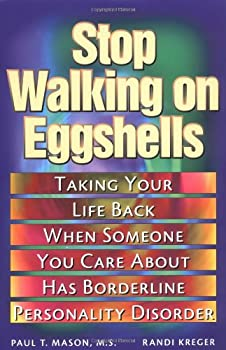 "Cover of ""Stop Walking on Eggshells: Taki..."