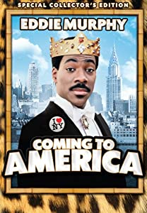 "Cover of ""Coming to America (Special Coll..."