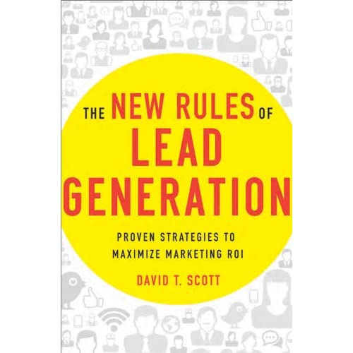 New Rules of Lead Generation Book