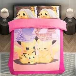 Chair Covers On Amazon Adams Manufacturing Plastic Adirondack Chairs Pokémon Bedding Are The Coolest!