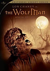 "Cover of ""The Wolf Man (Special Edition) ..."