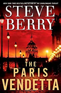 "Cover of ""The Paris Vendetta: A Novel"""