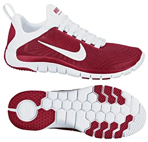 separation shoes 28bb5 581a7 Nike 644676 Men's Free Trainer 5.0 Tb Shoes Red/white Size ...