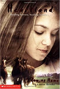 "Cover of ""Coming Home (Heartland #1)"""
