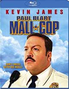 "Cover of ""Paul Blart: Mall Cop [Blu-ray]&..."