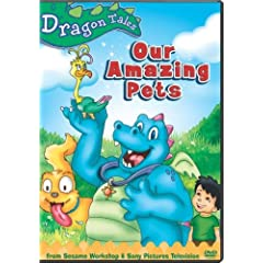 DRAGON TALES: OUR AMAZING PETS 1