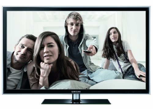 Samsung UE32D6200TSXZG 80 cm (32 Zoll) 3D-LED-Backlight-Fernseher, Energieeffizienzklasse B (Full HD, HD Ready bei 3D, 200Hz CMR, DVB-T/C/S2, CI+) schwarz