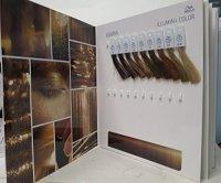 Wella Professionals Illumina Hair Color Swatch Book Binder ...