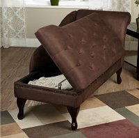 @@ Modern Storage Chaise Lounge Chair  This Tufted ...