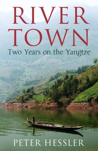 Ebook River Town Two Years On The Yangtze (english