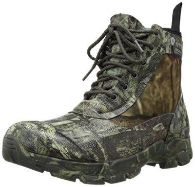 Bogs Men's Thunder Ridge Hiker Waterproof Hunting Boot,Mossy Oak,14 M US
