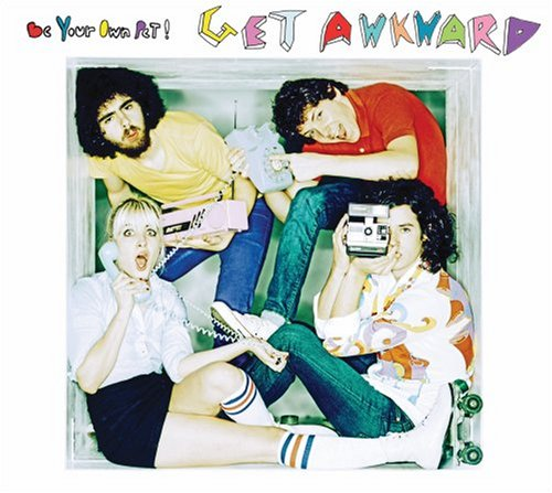 Get Awkward cover